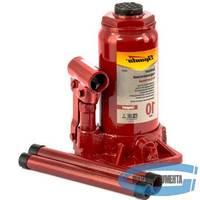 Домкрат гидравлический бутылочный SPARTA Compact 50335  10 т, h подъема 190-370 мм