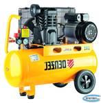 Компрессор PC 2/50-400, Х-PRO, масляный, ременный, 10 бар, производительность 400 л/мин, 2,3 кВт, 22