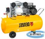 Компрессор воздушный PC 2/100-370, 2,2 кВт, 370 л/мин, 100 л DENZEL 58091