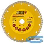 Диск алмазный отрезной Turbo, 180 х 22,2 мм, сухая резка// DENZEL