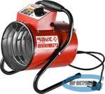 Пушка тепловая электрическая ЗУБР КОМПАКТ ЗТП-М1-2000  круглая, гладкий нерж ТЭН, двойные стенки (термос), термостат, 2/1 кВт, 220 В