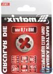Плашка М4 х 0,7 мм, Р6М5 // MATRIX