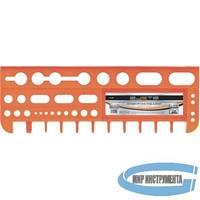 Полка для инструмента 47,5 см., оранжевая //Stels