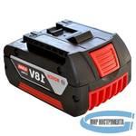 Батарея аккумуляторная BOSCH 2607336816  18V, 4.0 Ah, Li-Ion