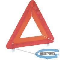 Знак аварийной остановки, усиленный, в кейсе // STELS