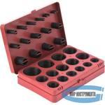 Набор резиновых уплотнительных прокладок, D 7 - 53 мм, 404 предмета СибрТех 47597