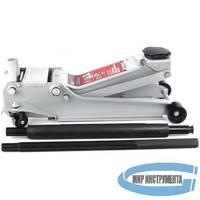 Домкрат гидравл., подкатной, быстр.подъем, 3,5т Low Profile, Quick Lift, 98-535 мм, проф// MATRIX