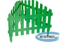"""Забор декоративный """"Марокко"""", 28 х 300 см, зеленый// PALISAD"""