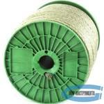 Трос металлополимерный  прозрачный ПР-8.0, (8,0мм толщина, катушка 100м.п.) // СИБРТЕХ