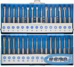 Набор бит из хромомолибденовой стали ЗУБР со специальными профилями, обточенные, 50 мм, 30 предметов