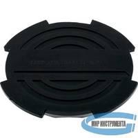 Резиновая опора для подкатного домкрата D=130 мм//MATRIX (для 51135, 51035, 510105)