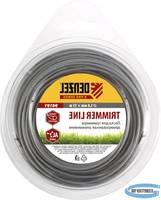 Леска для триммера армированная алюминием, X-Pro, круглая, 1,6мм х 15м, блистер// Denzel