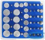 Набор мини-насадок с алмазным напылением в пластиковом боксе ЗУБР ПРОФЕССИОНАЛ  50 предметов, Р 180, хвостовик 3мм