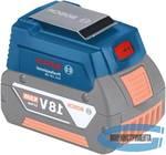 USB-переходник BOSCH GAA 18V-24 для аккумуляторов Li-Ion 14.4, 18 В Professional  1600A00J61
