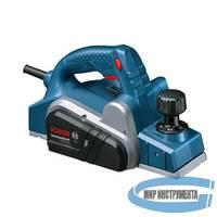Рубанок электрический BOSCH GHO 6500 Professional  0601596000  650 Вт
