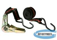 Ремень багажный с крюками, 5 м, храповой механизм Automatic// SPARTA