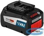 Батарея аккумуляторная BOSCH Li-ion 18 В; 6,3 Ач Professional 1600A00R1A