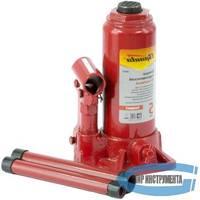 Домкрат гидравлический бутылочный SPARTA Compact 50333  5 т, h подъема 180-340 мм
